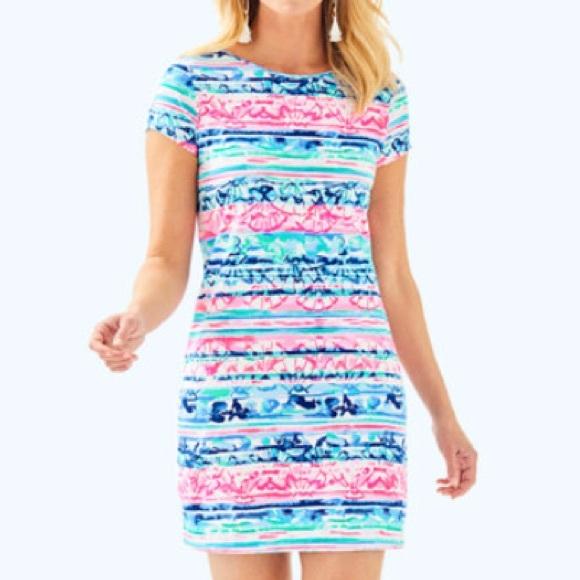 3ee86f3d6df NWT lilly pulitzer short sleeve Marlowe dress